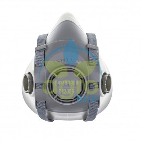 Półmaska Polygard S603 guma TPR rozmiar L