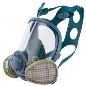 maska całotwarzowa Polygard FFS680 z pochłaniaczami ABEK1
