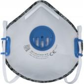 Półmaska filtracyjna z akywnym węglem XC 110 V FFP1 R D