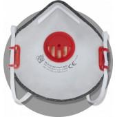 Półmaska filtracyjna z akywnym węglem XC 210 SV FFP2 RD