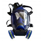 Maska pełnotwarzowa DUPLA TR2002 + 2 filtry A1B1E1K1