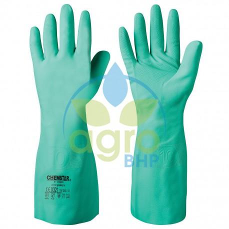 Rękawice Chemstar 110.1046 odporne chemicznie długość 41 cm