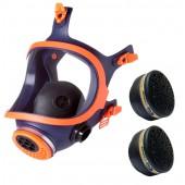 Maska pełnotwarzowa 732-N + 2 pochłaniacze ABEK1P3