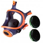 Maska pełnotwarzowa 732-N + 2 pochłaniacze K1