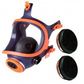 Maska pełnotwarzowa 732-N + 2 pochłaniacze ABEK1